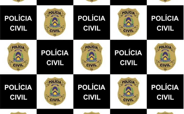 Polícia prende homem condenado da Justiça por crimes contra o patrimônio praticados em 2018 em Porto Nacional