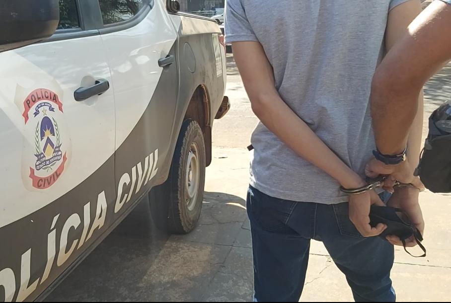 Polícias Civis de Goiás e Tocantins deflagram operação de combate a estelionato eletrônico e prendem dois suspeitos em Porto Nacional