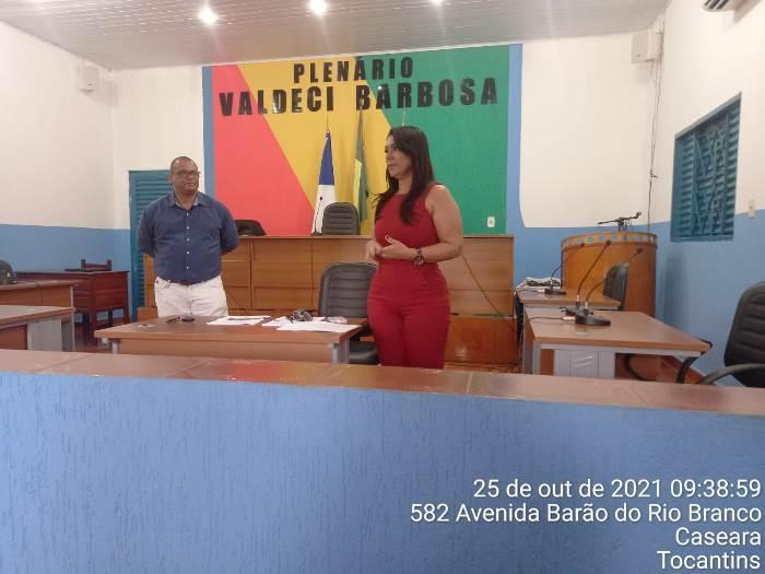 Prefeitura de Caseara, por meio da Secretaria de Meio Ambiente e Turismo, adere ao Protocolo do Fogo