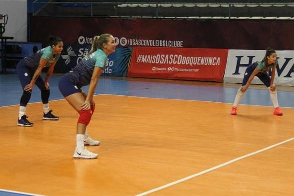 Carol Albuquerque retorna a Osasco para período de treinamento na fase inicial da Superliga
