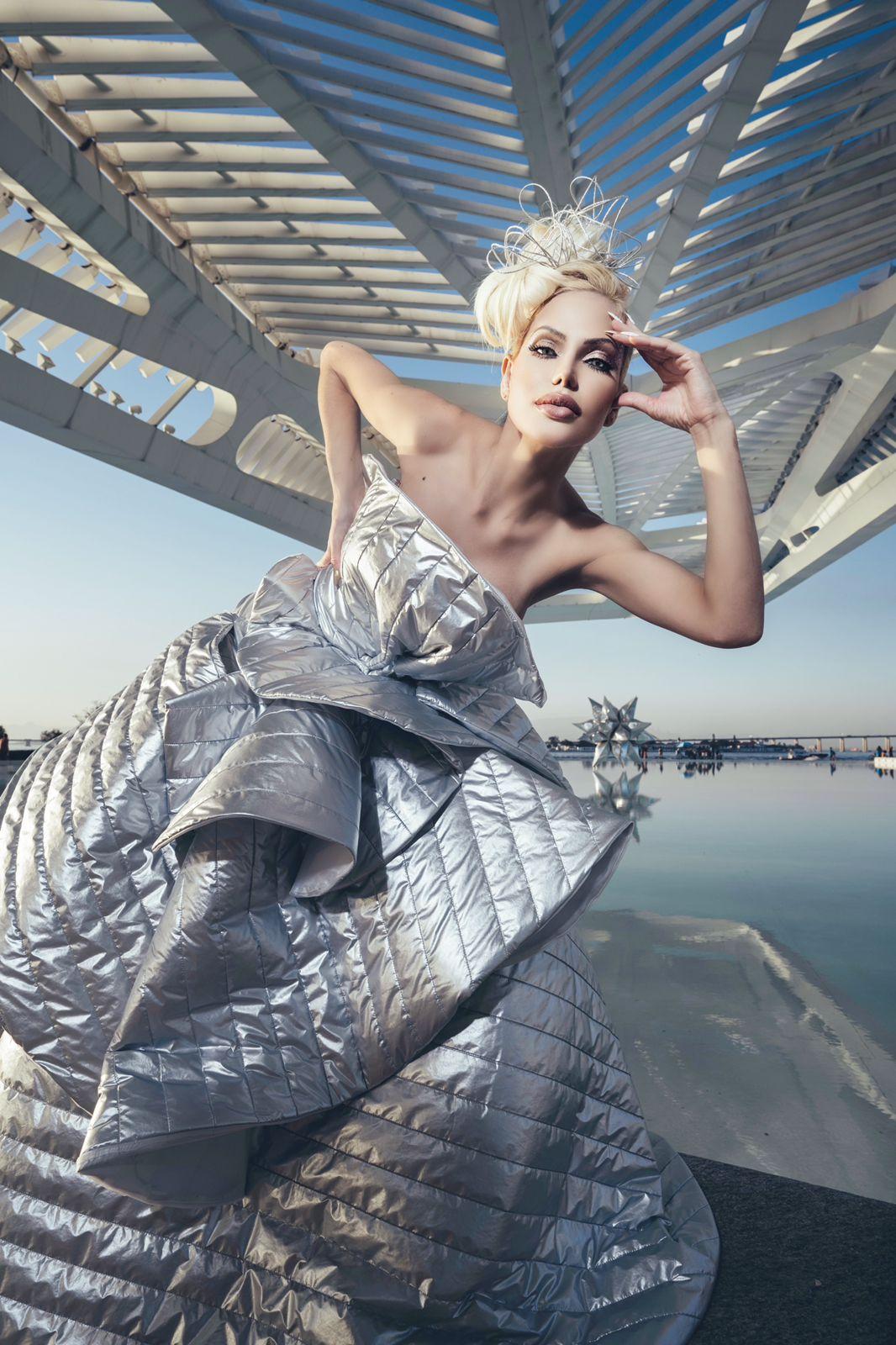 Natali Matos fala sua relação o universo fashion e liberdade de escolher o que quiser vestir