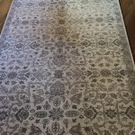 Suri Alpaca Persian Hand-knotted Persian Rug #1814, Beige