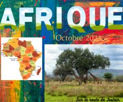 Octobre, le mois africain
