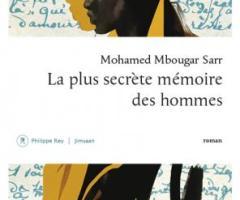 La plus secrète mémoire des hommes – Mohamed Mbougar Sarr