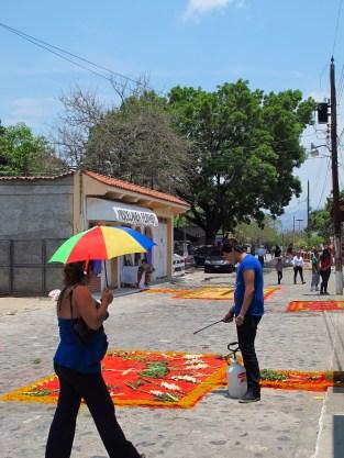 Semaine Sainte, une des plus fêtée en Amérique c'est ici au Guatemala