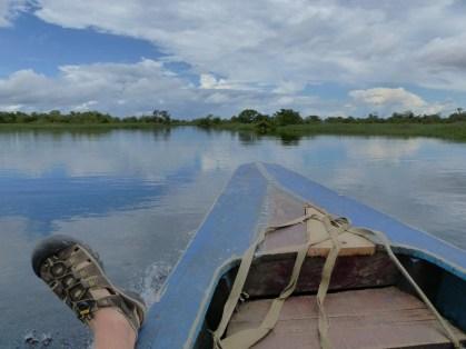 Iquitos vers Padrecocha