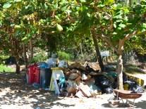 Lixo em nas Palmas