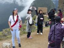 Machu Picchu et ses pitreries