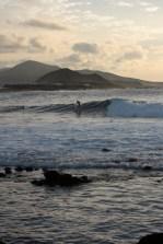lanzarote la santa surfer