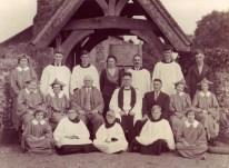 Church group 1930s