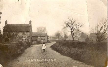 Cottage at Surlingham c 1911