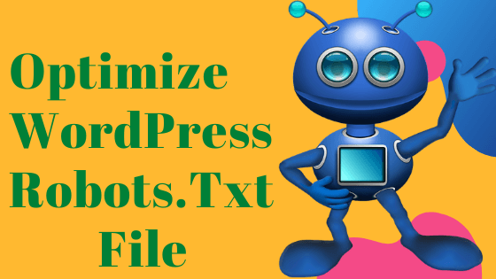 WordPress Robots.txt For Batter SEO