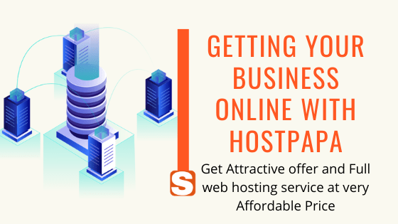 Getting Your Business Online With Hostpapa Web Hosting Services