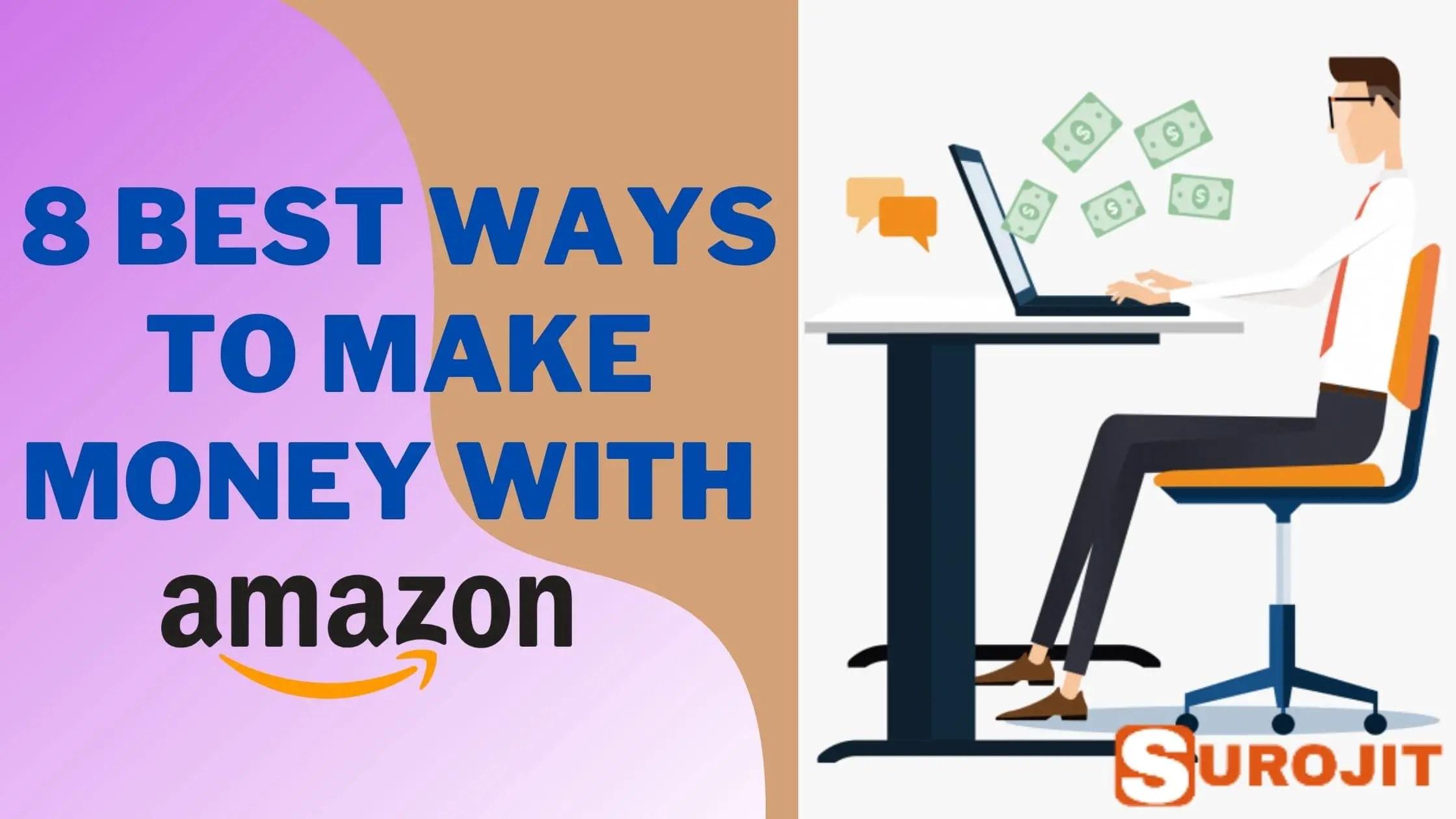8 Best Online Jobs In Amazon