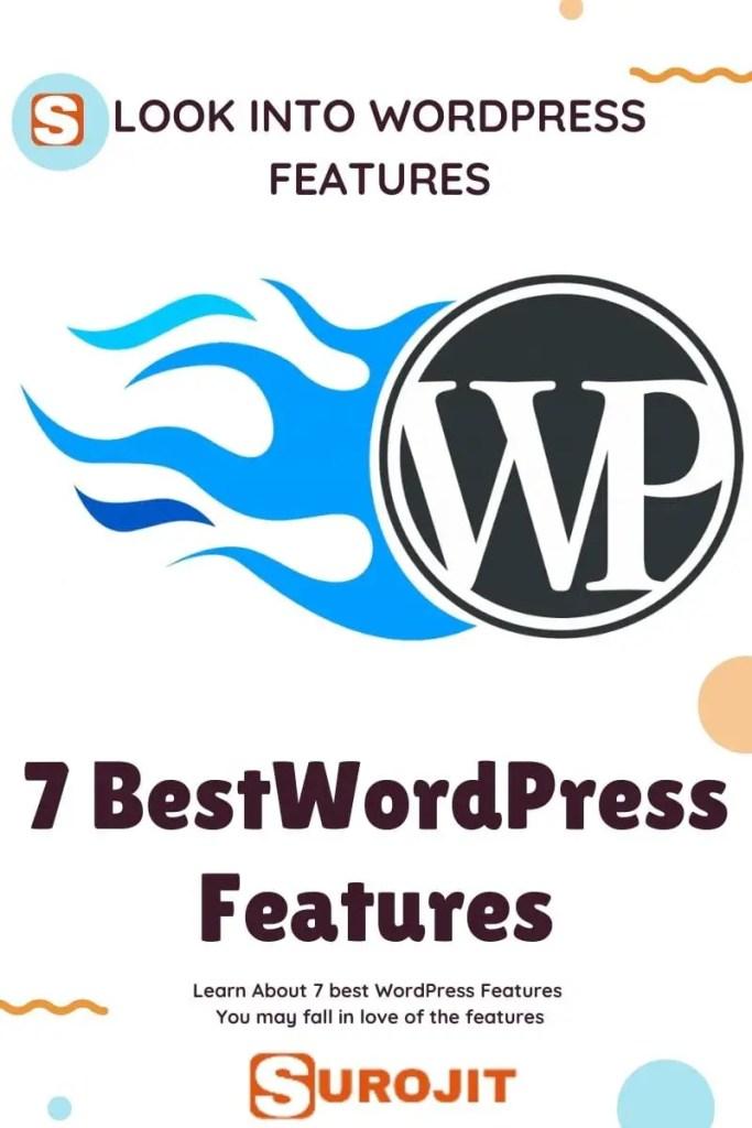 WordPress Vs Blogger: 7 Best WordPress Features
