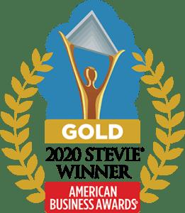 GOLD 2020 Stevie Winner: American Business Awards