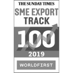 The Sunday Times WorldFirst SME Export Track 100 2019