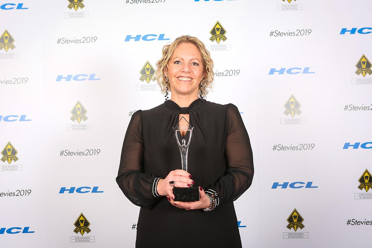 Sonya Whitworth - Stevie Award Winner for Women in Business