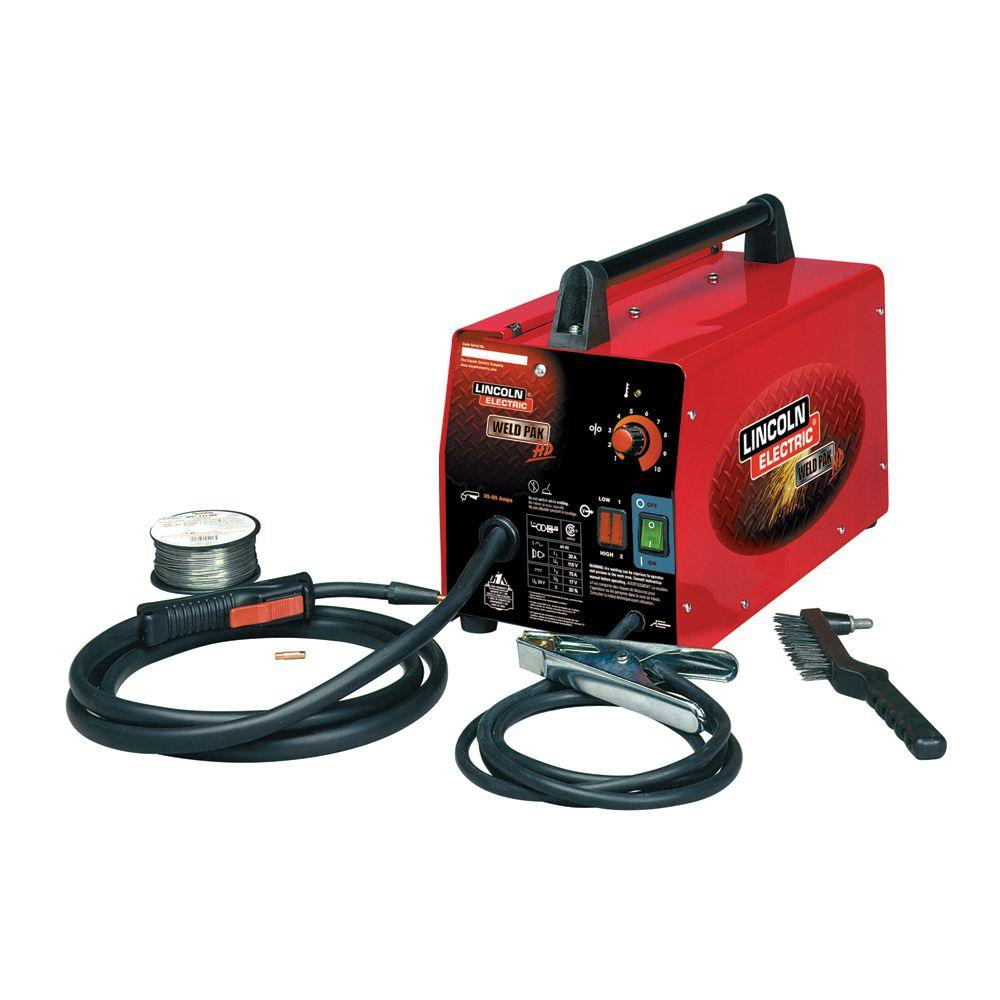 Lincoln Electric K2188-1 Weld Pack HD Feed Welder Code 11206 Bester ...