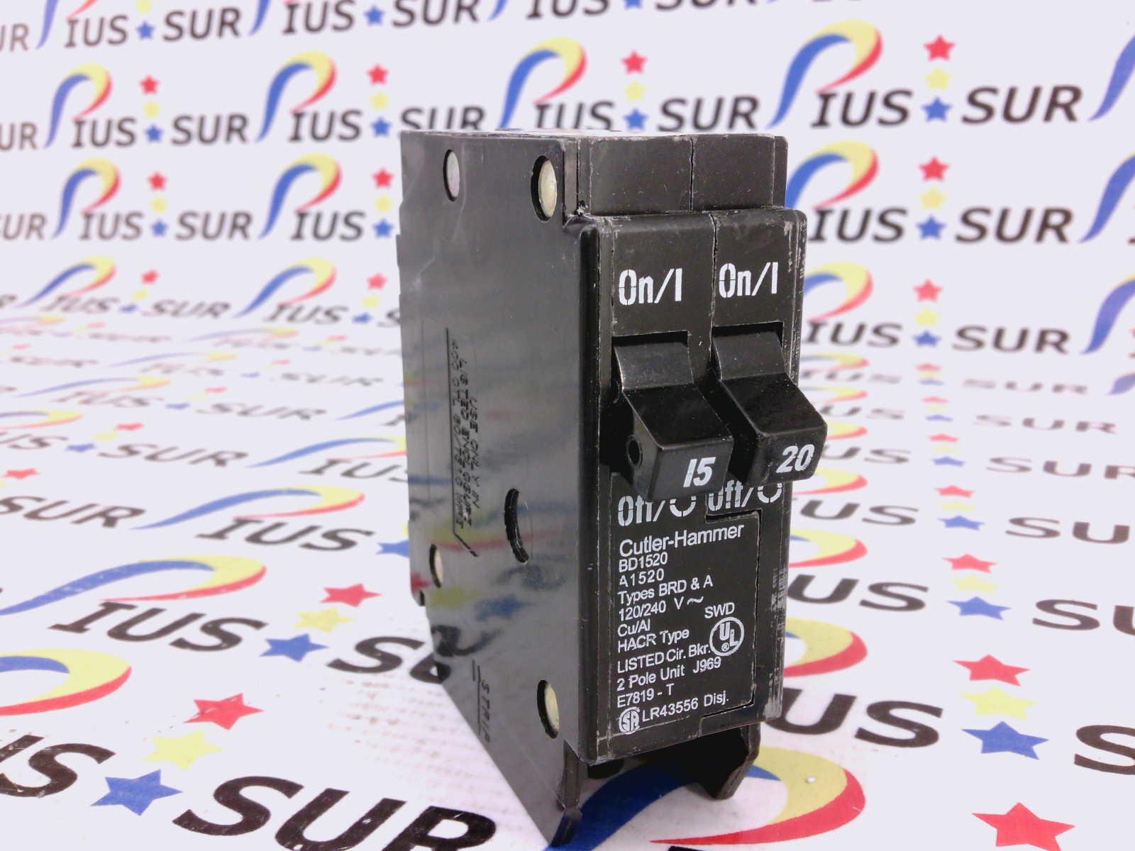 Single Pole Rv Fuse Box Detailed Schematics Diagram Basic Wiring Schematic Parallax Power Supply 3050 15 Distribution Panel Breaker Cutler Hammer