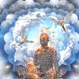 Spirit Guide Team Reading and Coaching with Melanie Surplice