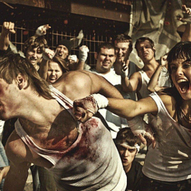 Fight Club by Ashot Gevorkyan.500px