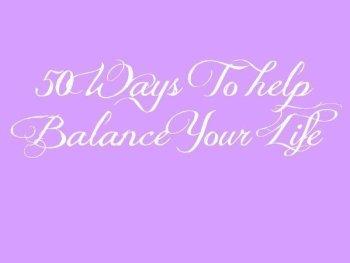 surprisinglives.net/ways-to-help-balance-your-life/