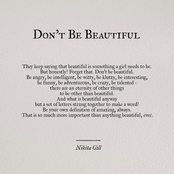 Be Your Own Definition Of Amazing~Quote