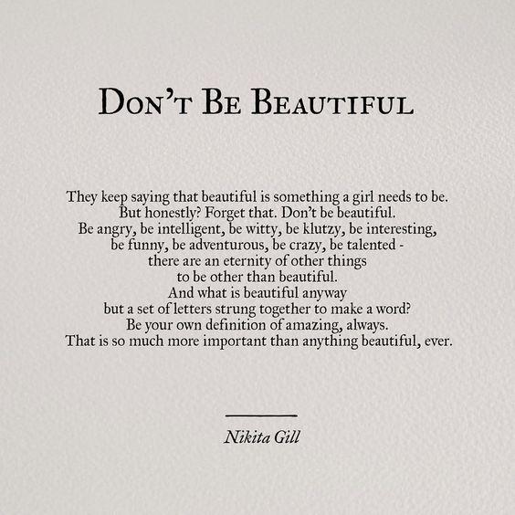 surprisinglives.net/don't-be-beautiful/