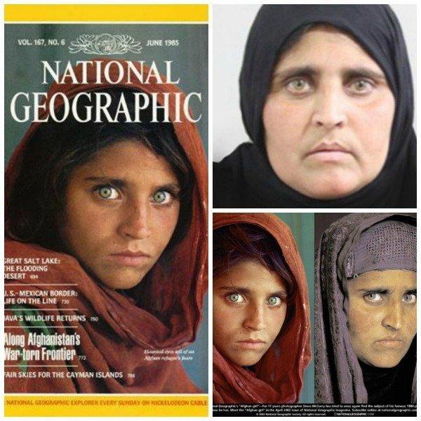 Sharbat Gula, The Afghan Girl: Where Is She Today?