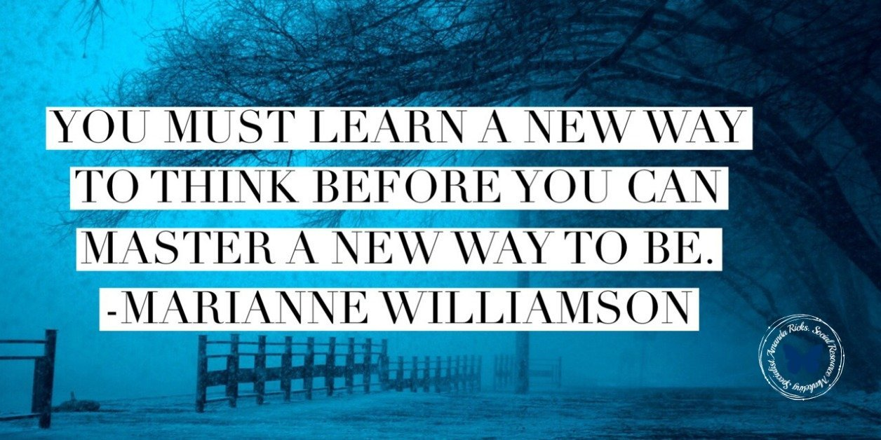 learn new ways
