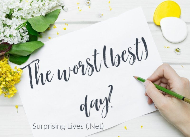 worst or best day image