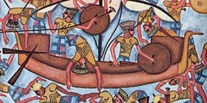 Pelasgii – valahi înveşniciţi în mitul Blajinilor