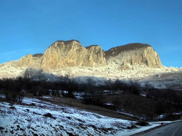 Rezervatia Muntele Valcan