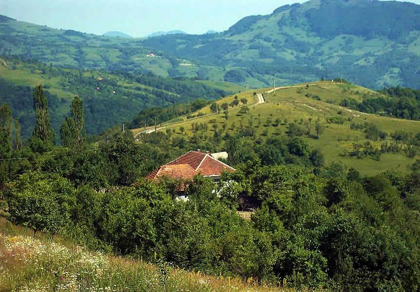 Comuna Blajeni, judetul Hunedoara