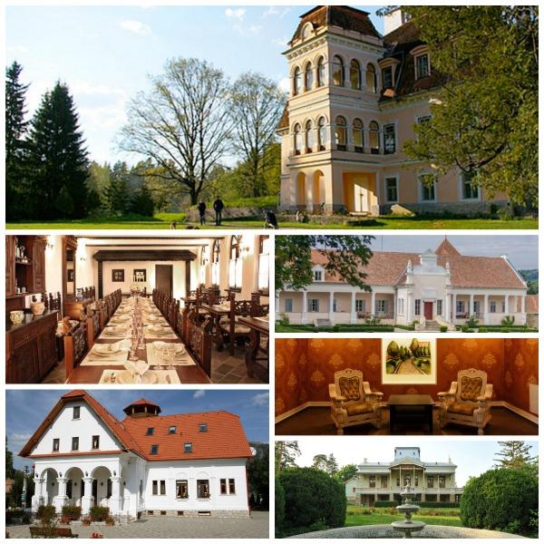 Cele mai frumoase 8 conace din Romania