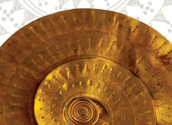 Disc de aur - Tezaurul de la Sarasău