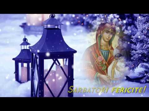 40 de minute de colinde romanesti cantate de maicutele de la Manastirea Diaconesti - Inalta sufletul (VIDEO)