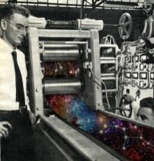 Printing a galaxy by Sammy Slabbinck