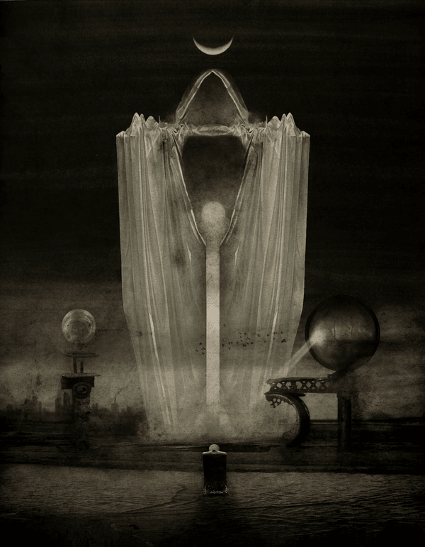 Surreal and Fantastique Art by Talonabraxis
