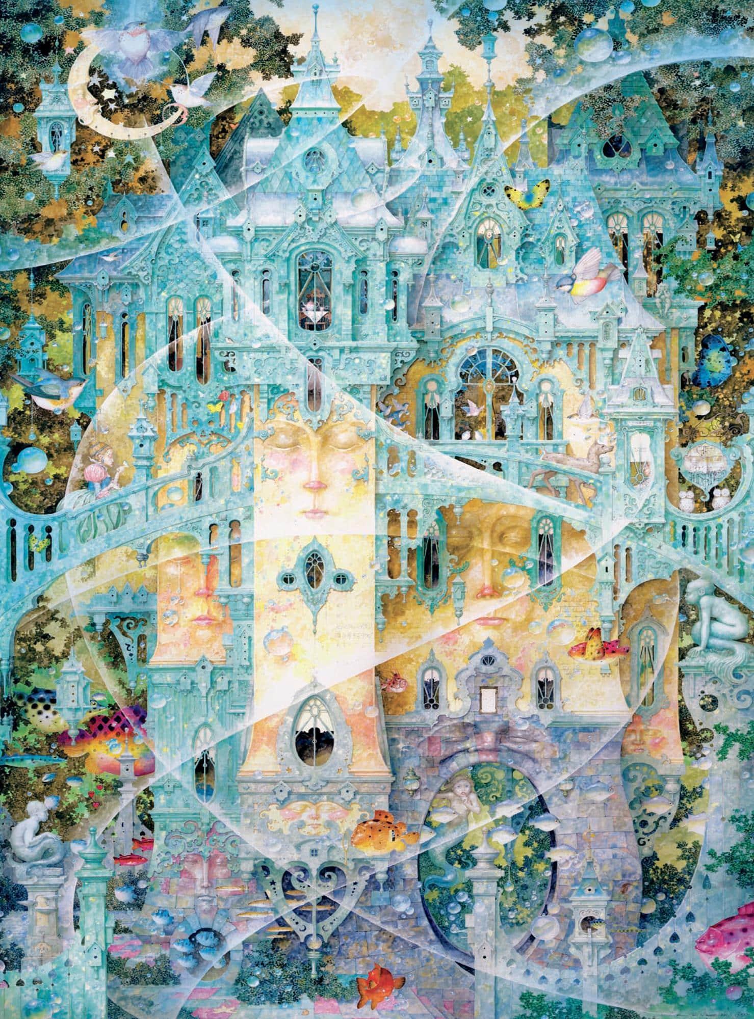 Daniel Merriam Pop Surrealism