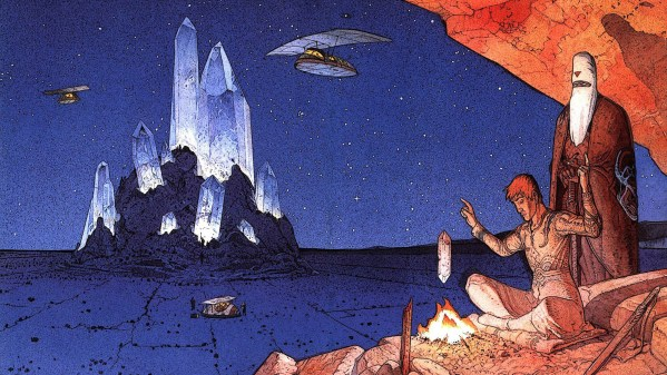 Jean Giraud (Moebius) - Surrealism Today