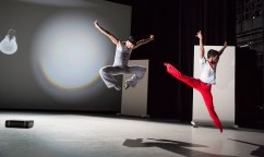 featuring (L to R) Richard Villaverde, Edgar Anido > choreography by Annabelle Lopez Ochoa > photo by Alexander Iziliaev