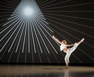 featuring Skyler Lubin > choreography by Matthew Neenan > photo by Alexander Iziliaev