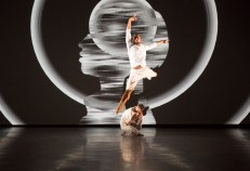 Caili Quan, Gary W. Jeter II > choreography by Matthew Neenan > photo by Alexander Iziliaev