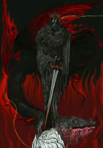 lupevision 3 - The Witch King of Angmar