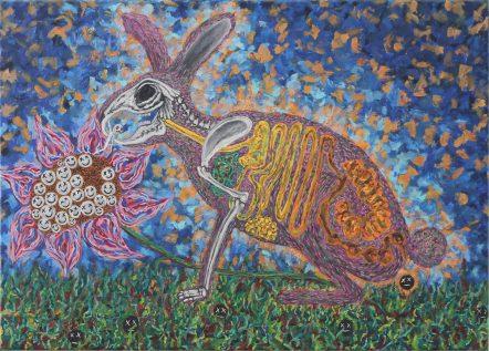 Rabbit Eats Being 2