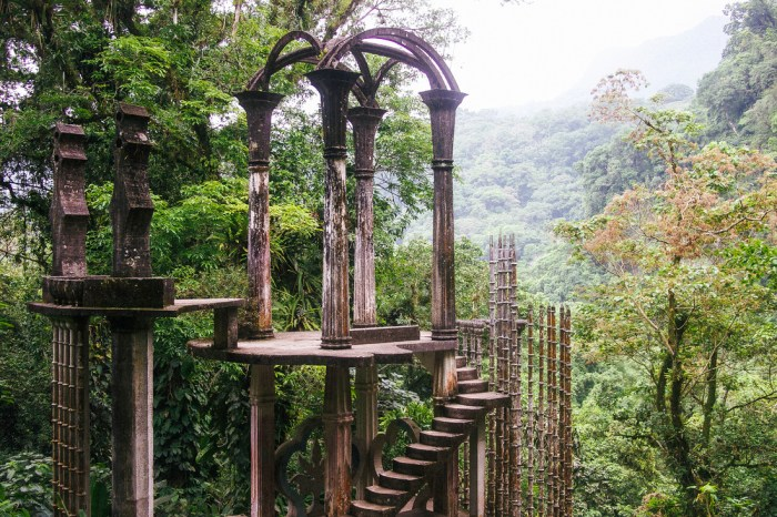 Deep in the Mexican Jungle, One Man Created a Surrealist Paradise