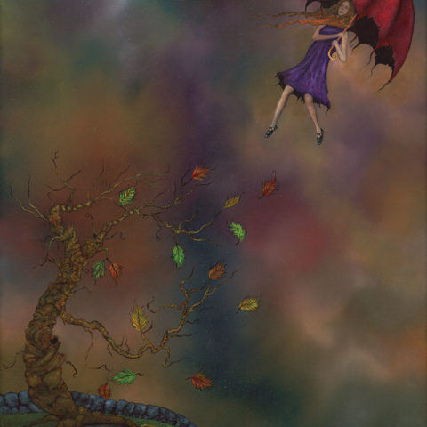 Christopher R. Mindle Pop Surrealism and Fantasy