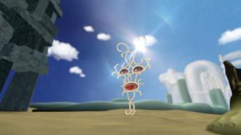 Magritte VR - chandelier